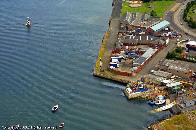 Port Glasgow Light - Scotland, United Kingdom