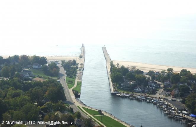 Marine City Mi Weather >> Black River Inlet, South Haven, Michigan, United States
