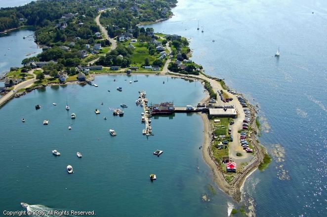 Bailey Island Maine Weather