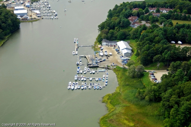 royal river boatyard in yarmouth maine united states