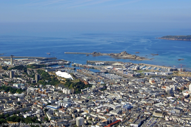 Saint Helier United Kingdom  city photo : Saint Helier, Saint Helier, England, United Kingdom