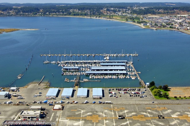 Oak Harbor (WA) United States  city photo : Oak Harbor Marina in Oak Harbor, Washington, United States