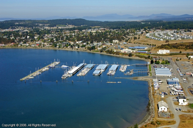 Oak Harbor (WA) United States  city images : Oak Harbor Marina in Oak Harbor, Washington, United States