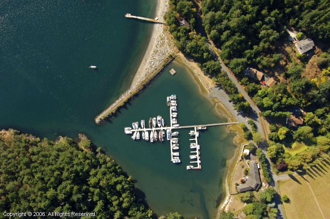 Bay Head Marina in WA, United States