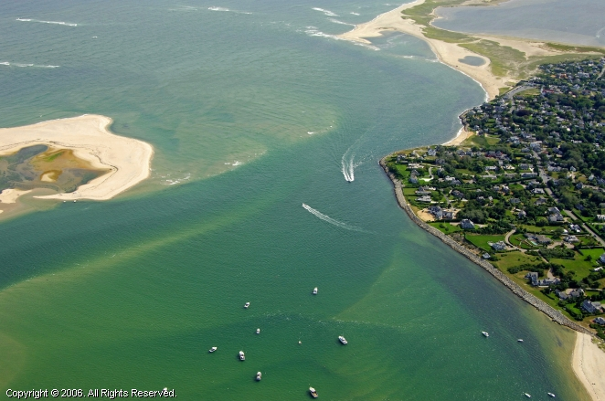 Chatham Harbor Inlet