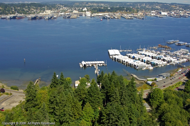 Port Orchard (WA) United States  city pictures gallery : Dockside Sales and Service in Port Orchard, Washington, United States