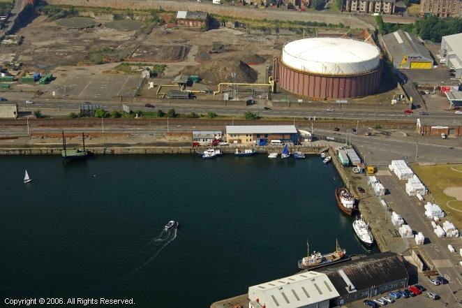 Dundee United Kingdom  city photos : Dundee Sea Cadet Dock in Dundee, Scotland, United Kingdom