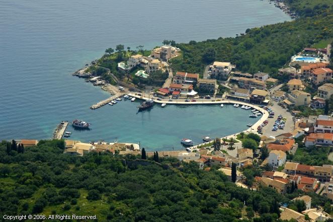 Kassiopi Marina, Greece
