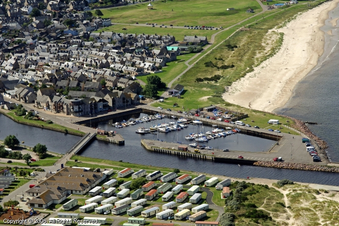 Nairn United Kingdom  city pictures gallery : Nairn Marina in Nairn, Scotland, United Kingdom