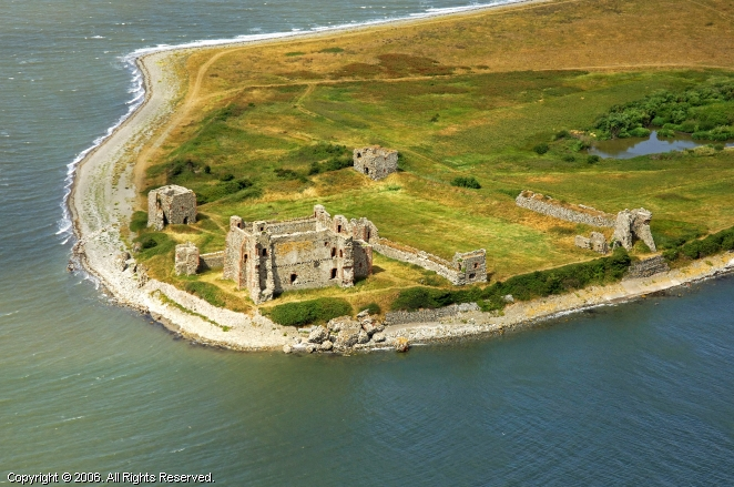Cumbria United Kingdom  city pictures gallery : Piel Castle, Piel Island, Cumbria, England, United Kingdom
