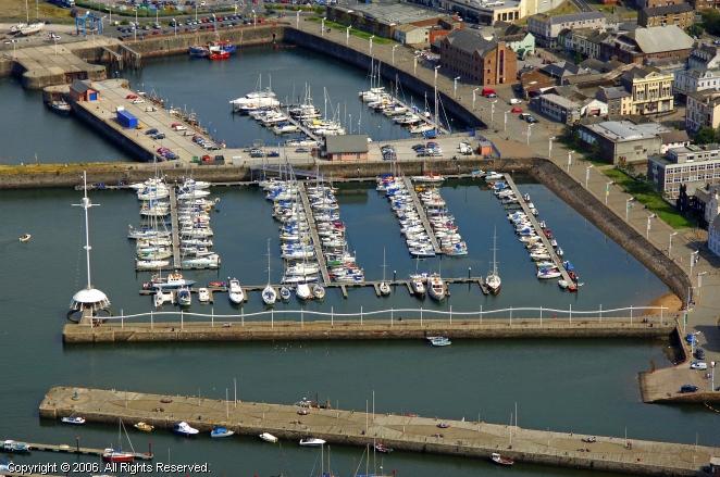 Whitehaven United Kingdom  city images : Whitehaven Harbour in Cumbria, England, United Kingdom