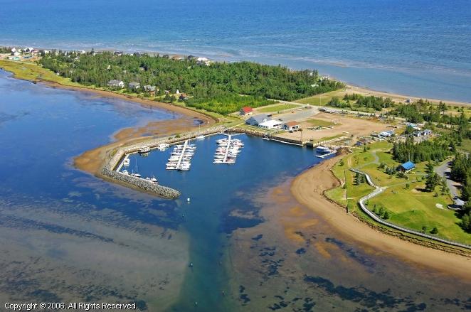 Bathurst (NB) Canada  city photos gallery : Bathurst Marina in Bathurst, New Brunswick, Canada