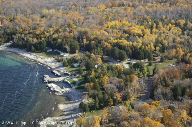 Harbor House Inn In Gills Rock Wisconsin United States