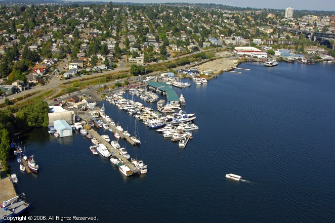 Seattle Marina