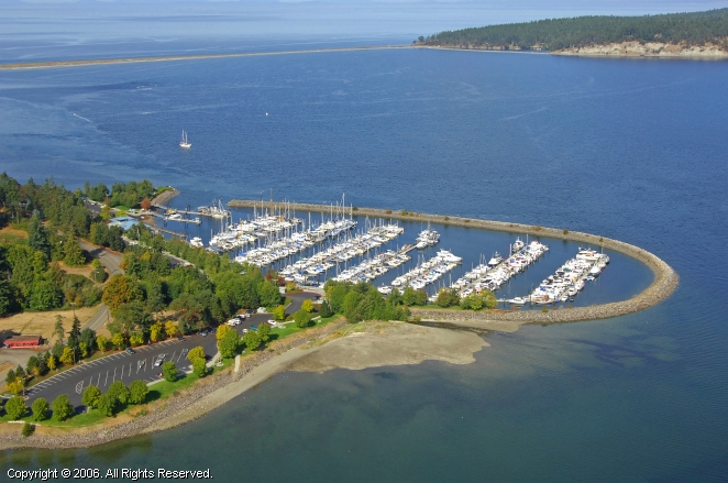 Sequim (WA) United States  city pictures gallery : Sequim Bay Yacht Club in Sequim, Washington, United States