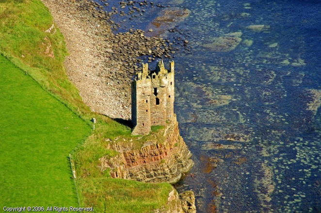 Keiss United Kingdom  city pictures gallery : Keiss Castle in Keiss, Scotland, United Kingdom