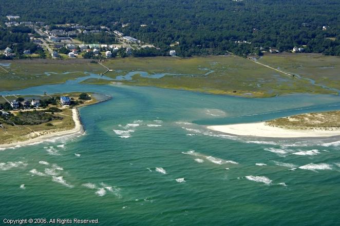 Pawleys Island (SC) United States  city images : MIdway Inlet, Pawleys Island, South Carolina, United States