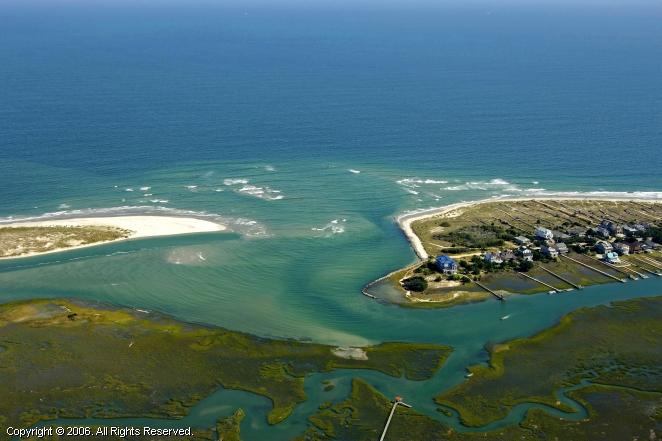 MIdway Inlet, Pawleys Island, South Carolina, United States