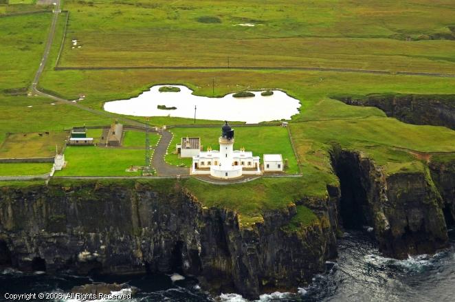 Noss Head Lighthouse