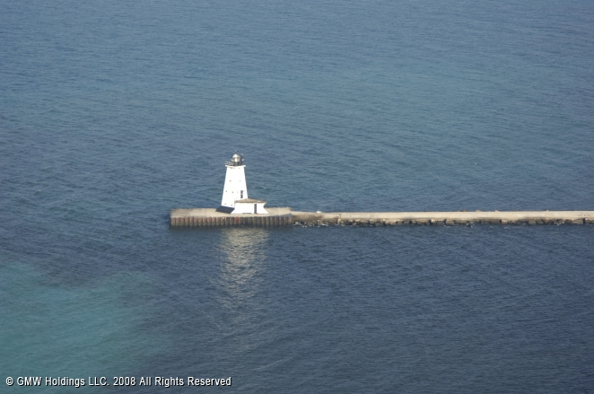 Ludington Pier Head Lighthouse
