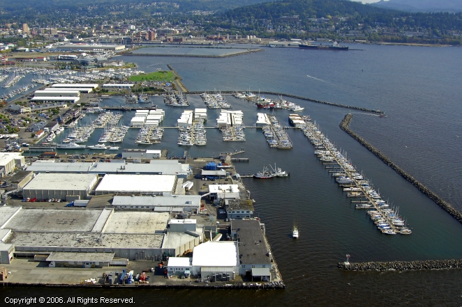 Bellingham (WA) United States  city photo : Bellingham Yacht Club in Bellingham, Washington, United States