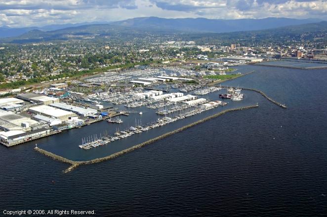 Bellingham (WA) United States  city photos : Bellingham Yacht Club in Bellingham, Washington, United States