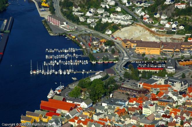 egersund gjestehavnen yacht harbour  norway