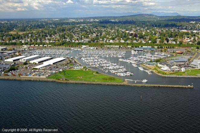 Bellingham (WA) United States  city photos : Port of Bellingham in Bellingham, Washington, United States