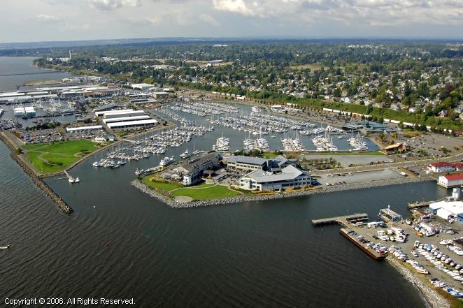 Bellingham (WA) United States  city photos gallery : Port of Bellingham in Bellingham, Washington, United States