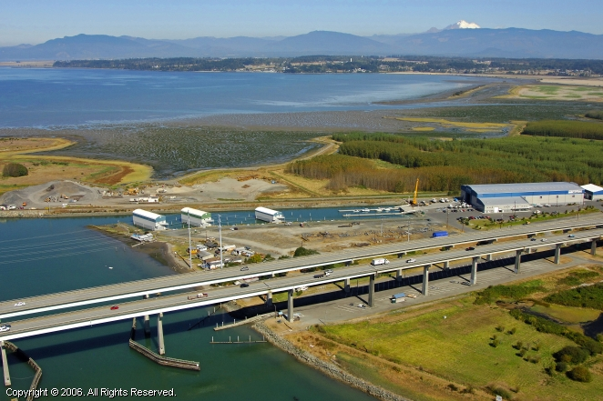 Mount Vernon (WA) United States  city pictures gallery : Twin Bridges Marina, L.L.C. in Mount Vernon, Washington, United States