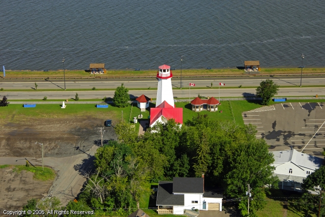 Campbellton (NB) Canada  City new picture : Campbellton Lighthouse, Campbellton, New Brunswick, Canada
