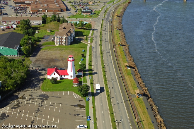 Campbellton (NB) Canada  city pictures gallery : Campbellton Lighthouse, Campbellton, New Brunswick, Canada