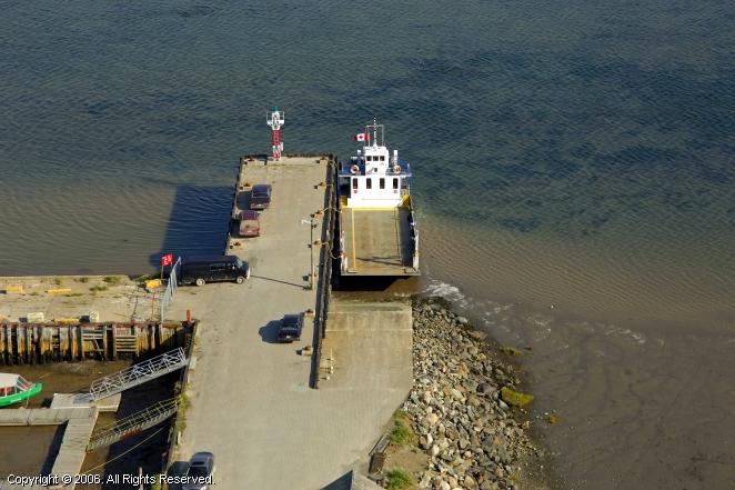 L'Isle Verte West Ferry