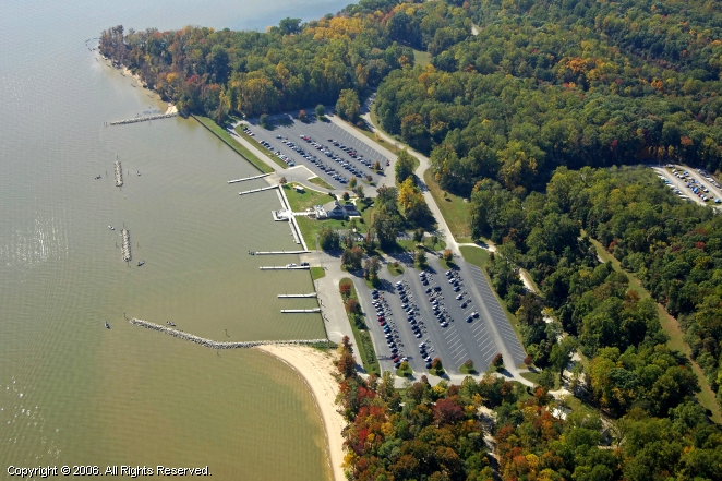 Leesylvania State Park Marina