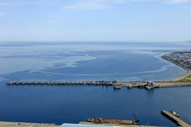 Matane (QC) Canada  City new picture : Matane Ferry Terminal, Matane, Quebec, Canada