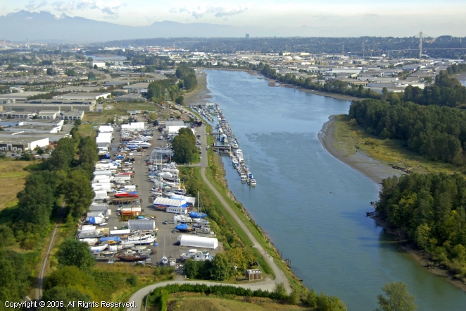 Shelter Island Marina Richmond Bc