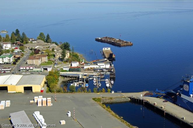 Chemainus (BC) Canada  city photos : Chemainus Municipal Dock in Chemainus, British Columbia, Canada