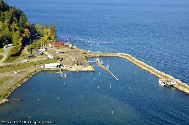 Olson S Resort In Sekiu Washington United States