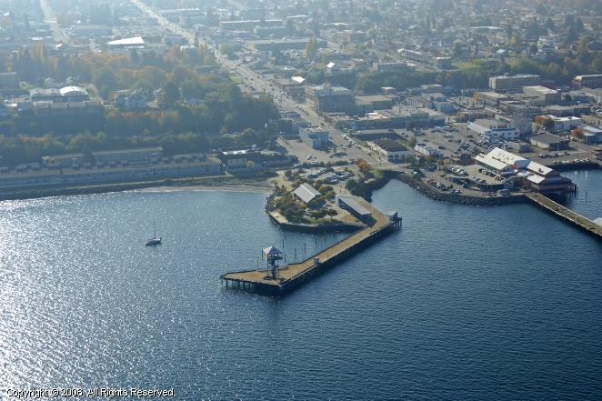Port Angeles (WA) United States  City new picture : Port Angeles City Pier in Port Angeles, Washington, United States