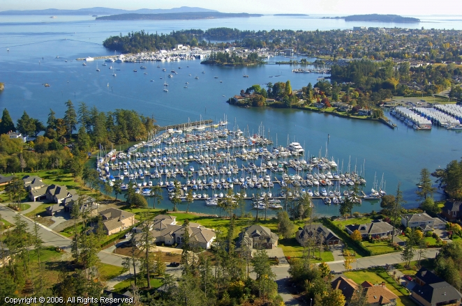 North Saanich (BC) Canada  city photo : Sidney North Saanich Yacht Club in Sidney, British Columbia, Canada