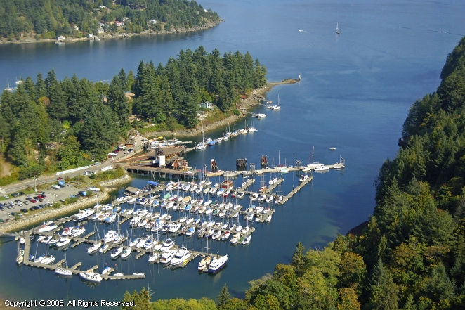 Bowen Island Ferry Reservations