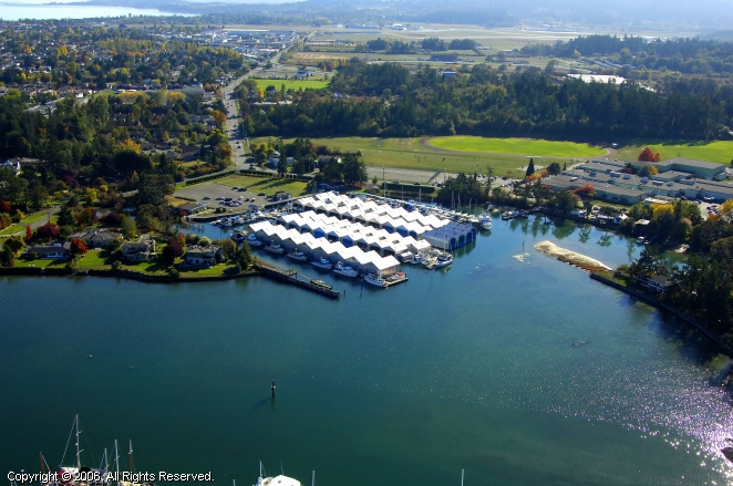 North Saanich (BC) Canada  city photo : Capital City Yacht Club in North Saanich, British Columbia, Canada