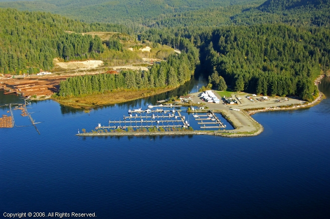 China Creek Marina & RV Park