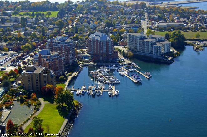 Coast Harbourside Hotel Amp Marina In Victoria British