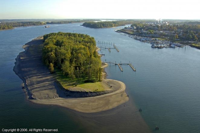 Sand Island Marine Park