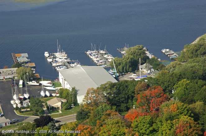 Whitehall (MI) United States  City new picture : White Bay Marina in Whitehall, Michigan, United States