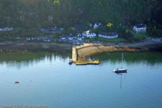 South Florida Boats For Sale >> Port Appin Pier in Port Appin, Scotland, United Kingdom