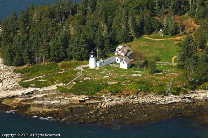 Burnt Island Lighthouse Ferry