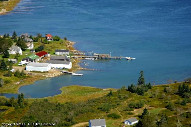 Cranberry Island Boat Yard