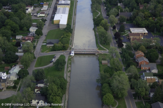 Lockport (NY) United States  City pictures : Adams Street Bridge, Lockport, New York, United States